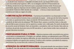 Estratégia de Guerra – O Plano de ação dos presidentes das principais empresas brasileiras para enfrentar a crise.