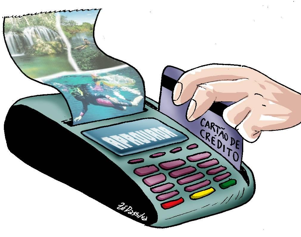 aceitar cartão de crédito