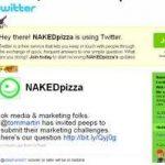 Twitter eleva em 15% vendas em pizzaria