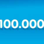 100.000 visitas no blog!