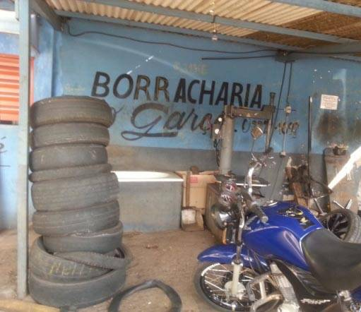 borracharia