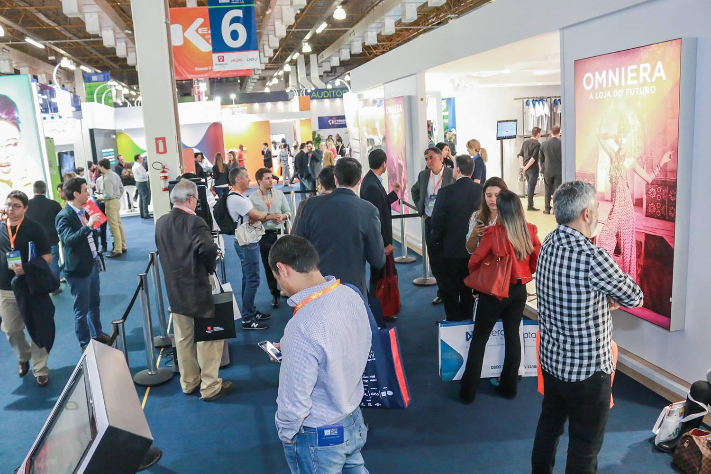 O LATAM Retail Show trouxe apresentações e cases de sucesso aos atuais e futuros empreendedores presentes no evento, um dos maiores da América Latina.