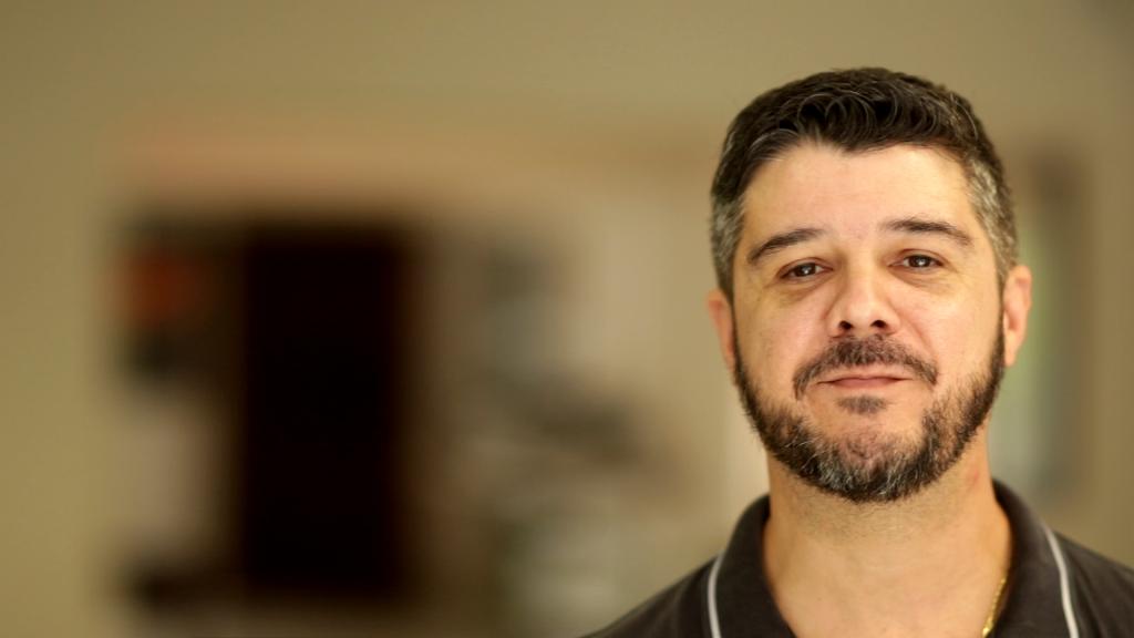 Empresário Leonardo Freitas, 43 anos, sócio da agência Premier Viagens.