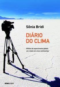Capa do livro Diário do Clima