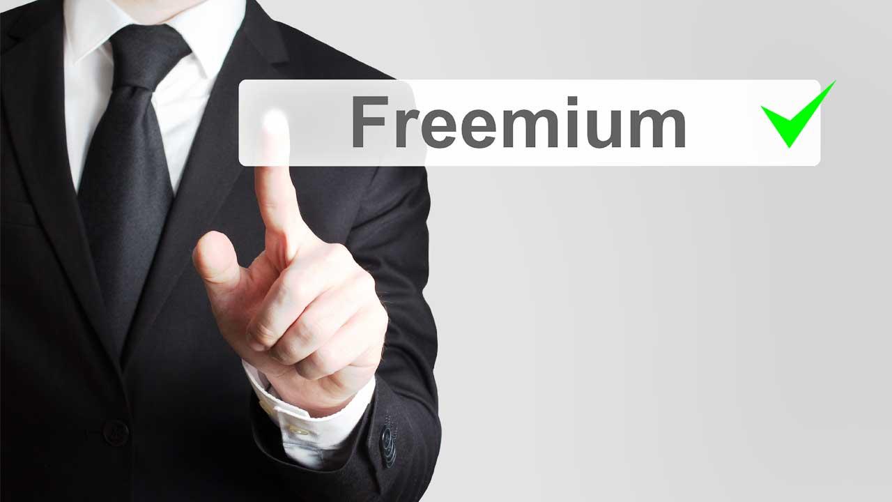 Startups não são as únicas empresas que podem tirar proveito do modelo freemium de negócios