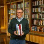 Bill Gates indica: os melhores livros sobre negócios